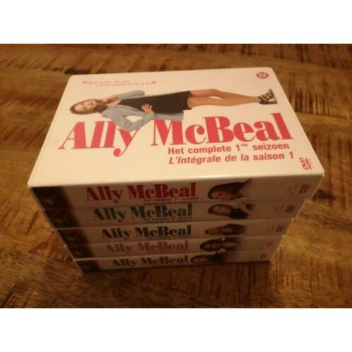 Ally McBeal complete 30DVD set