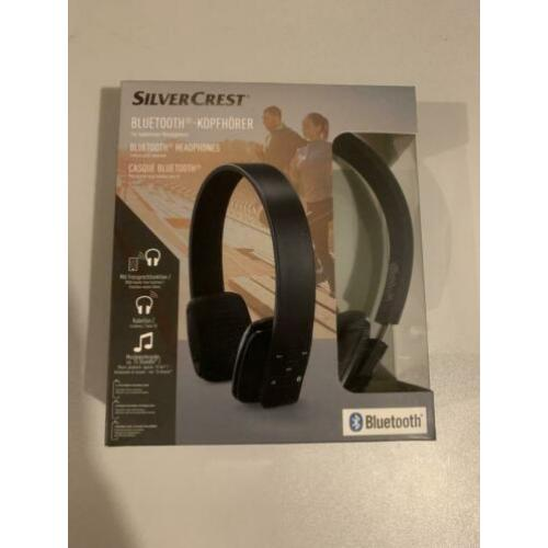 Nieuw Silvercrest Bluetooth koptelefoon headphones sealed
