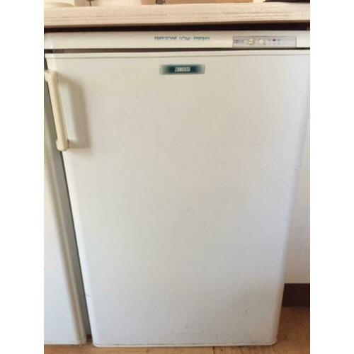 Zanussi freezone low energy tafelmodel vriezer