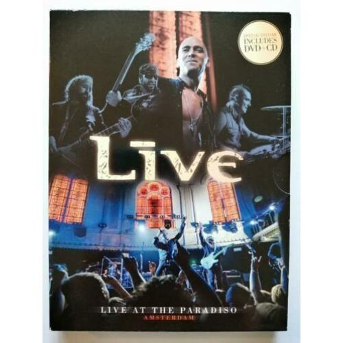 DVD - Live at the paradiso ( DVD + CD )