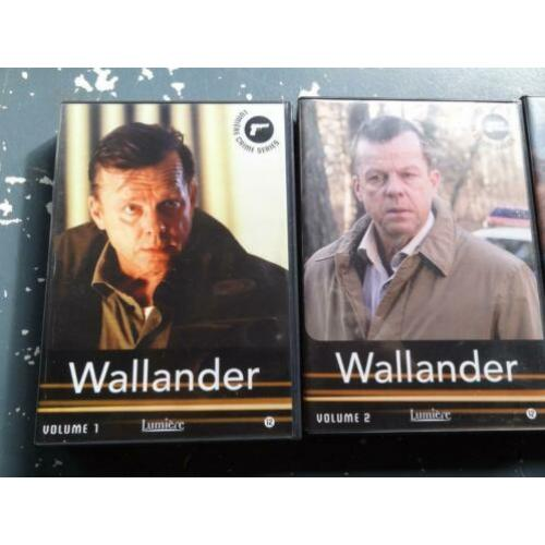 wallander 4 seizoenen