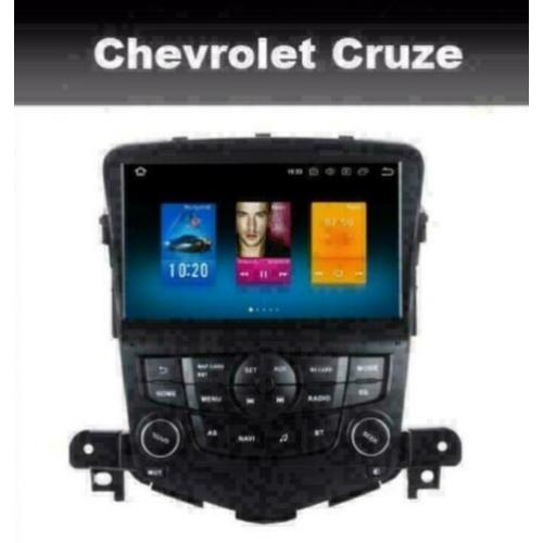 Chevrolet Cruze radio navigatie android 9.0 wifi dab+ carkit
