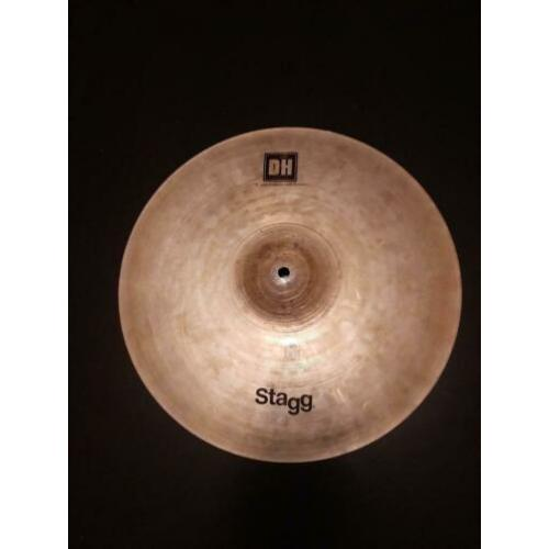 Stagg DH 15 inch Exo med thin crash bekken cymbal drumstel