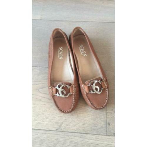 Scapa loafers / mocassins maat 38